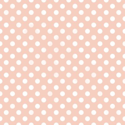 Quadro Seamless Polka dot pattern