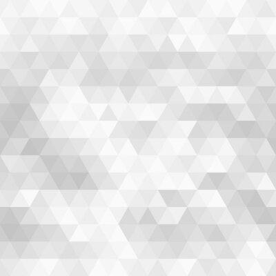 Quadro senza soluzione di continuità di fondo del modello bianco