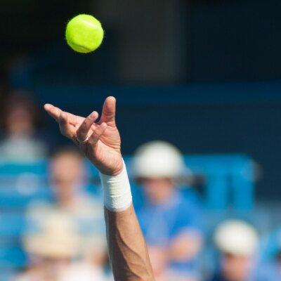 Quadro Servire di tennis