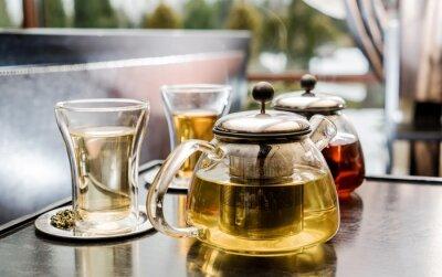 Quadro servizio da tè