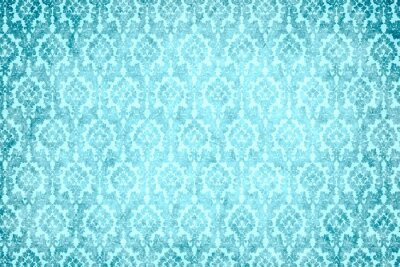 Quadro sfondo - blu splendore