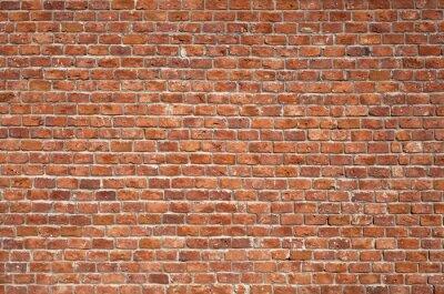 Quadro Sfondo del muro di mattoni
