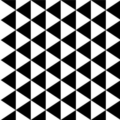 Quadro sfondo illusione ottica
