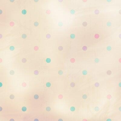 Quadro sfondo pastello con i puntini