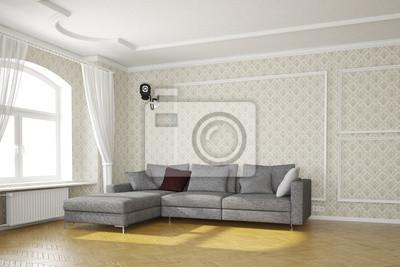 Soggiorno con cctv dipinti da parete • quadri cctv, ospitalità ...