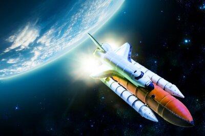 Quadro Space shuttle