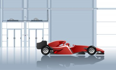 Quadro sport car
