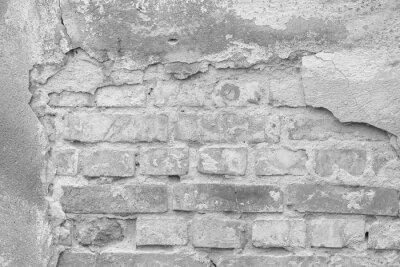 Quadro Stary Jasny mur