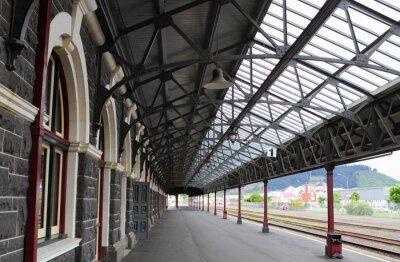 Quadro Stazione di Dunedin