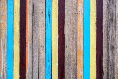 Quadro stecca colorato