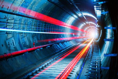 Quadro Subway Tunnel