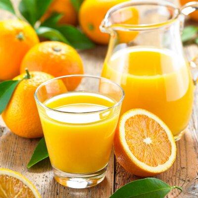 Quadro Succo d'arancia