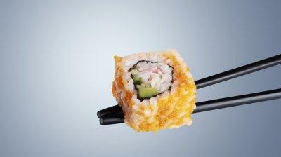 Quadro Sushi.