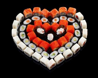 Quadro sushi set
