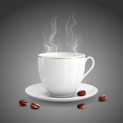 Quadro Tazza di caffè