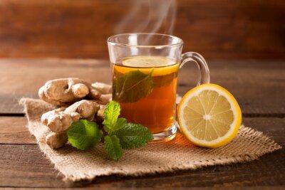 Quadro Tè allo zenzero