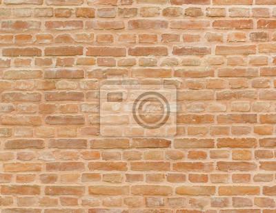 Quadro: Texture muro di mattoni