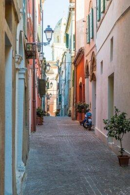 Quadro Tipico vicolo Italiano