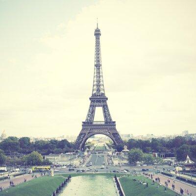 Quadro Torre Eiffel a Parigi
