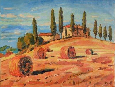 Quadro Toscana