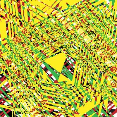 Quadro trama gialla grunge, elemento di design illustrazione
