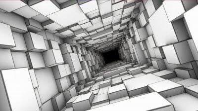 Quadro tunnel