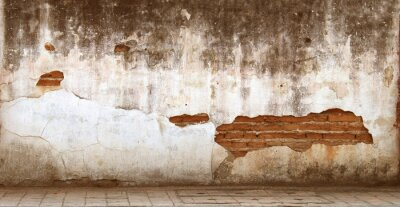 Quadro Vecchie mura