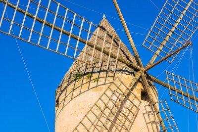 Quadro vecchio mulino a vento