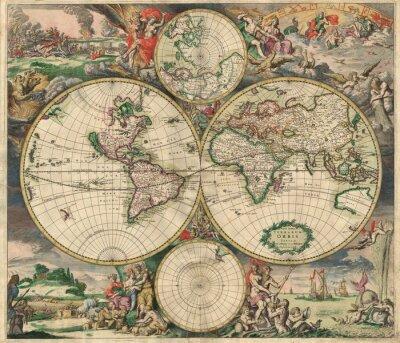Quadro Vecchio programma (1689)