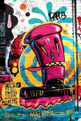Quadro Via Los Angeles, Melbourne