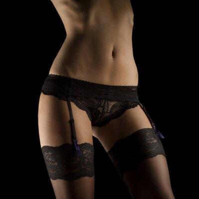 Quadro Womans corpo perfetto