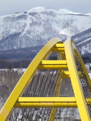 Quadro 北海道 ニ セ コ 大橋