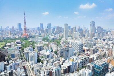 Quadro 東京 の 眺め
