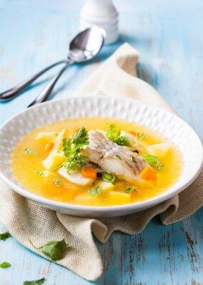 Quadro Zuppa di pesce